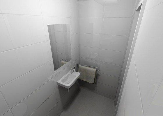 Rekonstrukce luxusní koupelny a přidělání WC