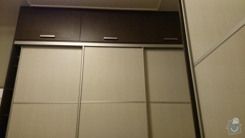 Vestavěné skříně do moderního bytu: DSC_1609