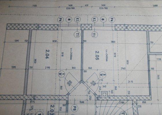 Stavební - zednické práce