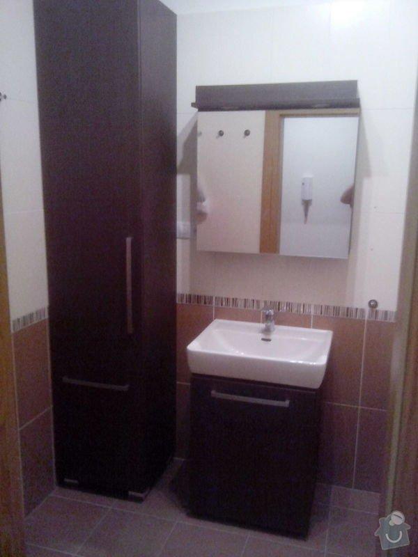Koupelnový nábytek: na_rem