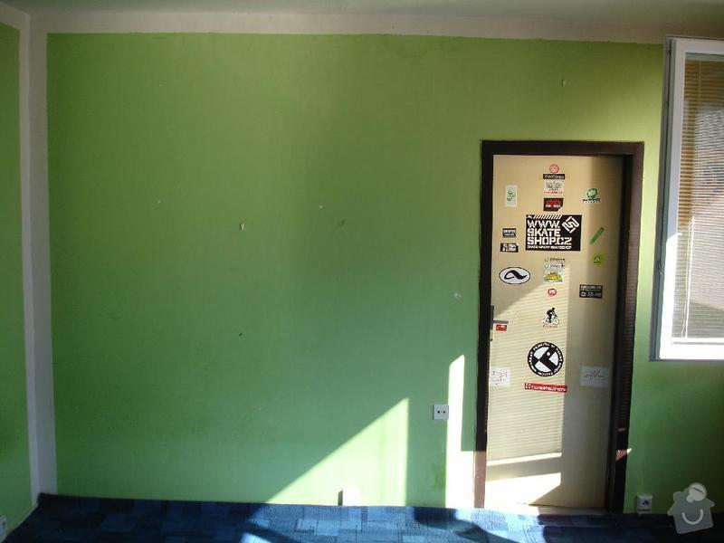 Částečná rekonstrukce panelového bytu 2+1 (44m2): obyvak_1