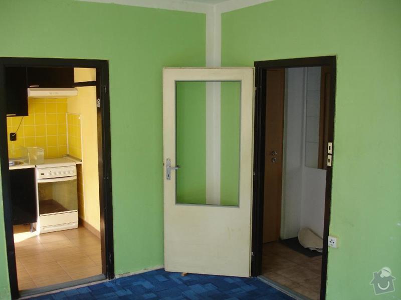Částečná rekonstrukce panelového bytu 2+1 (44m2): obyvak_3