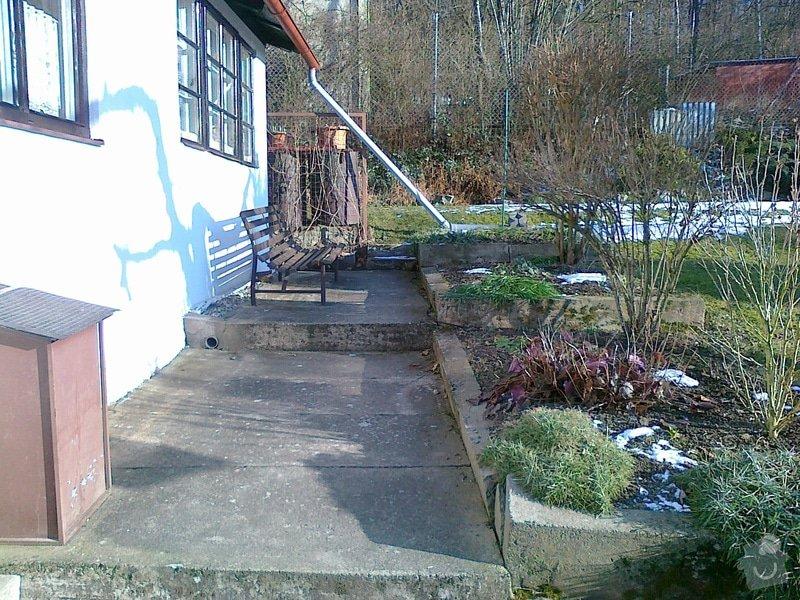 Rekonstrukce chodníku a zídek: 070220151084