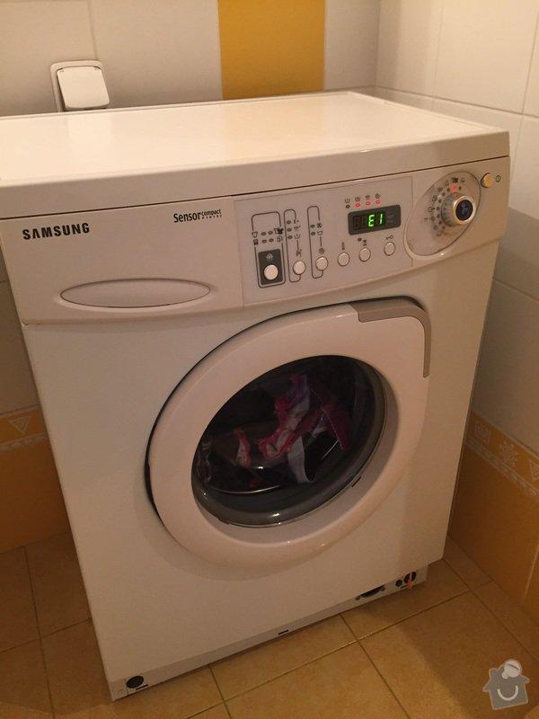 Opravu pračky Samsung F1015J: image