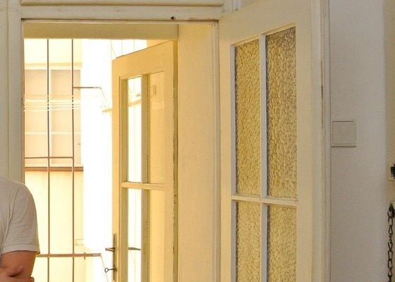 Těsnění a úpravy špaletových oken