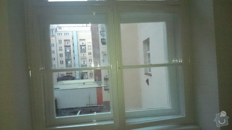 Těsnění a úpravy špaletových oken: Mensi_okno_detail