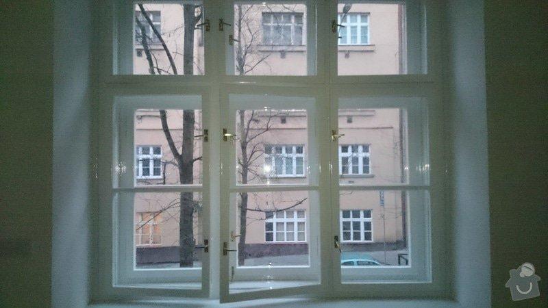 Těsnění a úpravy špaletových oken: Velke_okno_detail