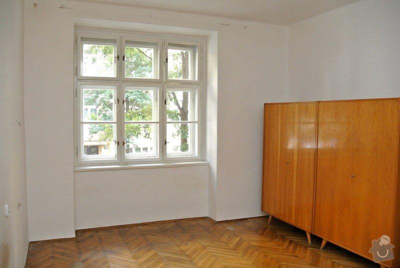 Těsnění a úpravy špaletových oken: Velke_okno