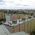 Hydroizolace plochych strech balkonu teras opravy fasad prumy spm a0496