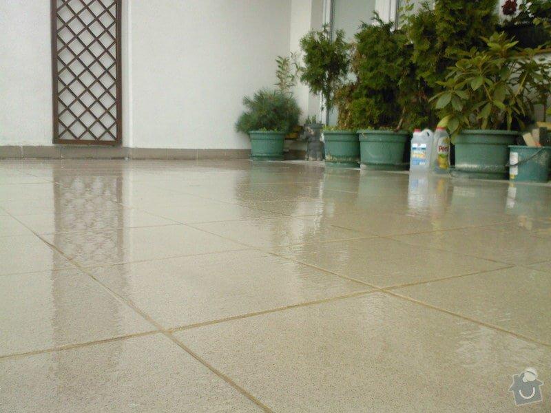 Hydroizolace plochých střech, balkonů, teras, opravy fasád, průmyslové syntetické podlahy: SP_A4041