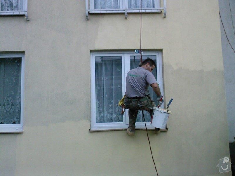Hydroizolace plochých střech, balkonů, teras, opravy fasád, průmyslové syntetické podlahy: horofas