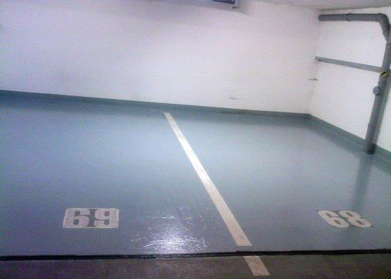 Hydroizolace plochých střech, balkonů, teras, opravy fasád, průmyslové syntetické podlahy