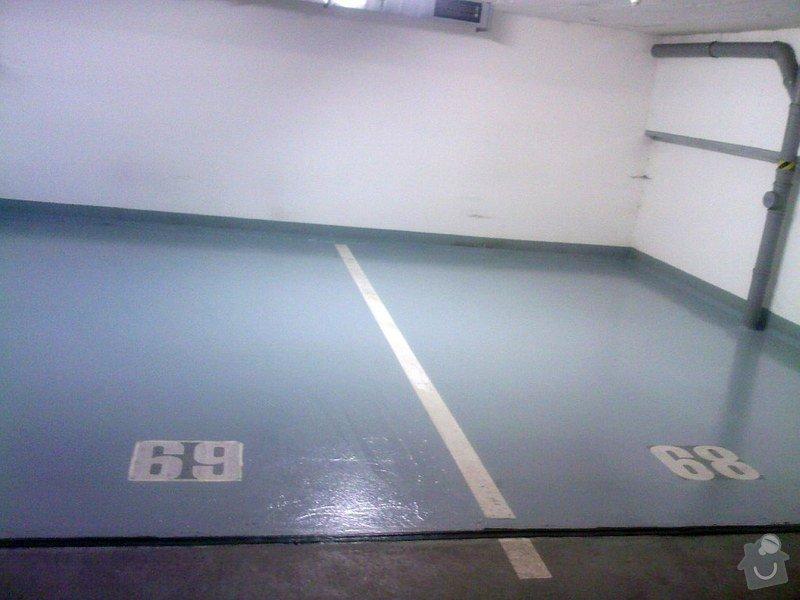 Hydroizolace plochých střech, balkonů, teras, opravy fasád, průmyslové syntetické podlahy: STc381Nc38d