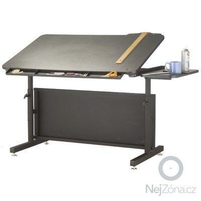 Výroba stolu s polohovací deskou: Polohovaci2