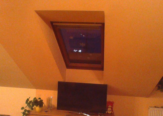 Výměna střešních a vikýřových oken