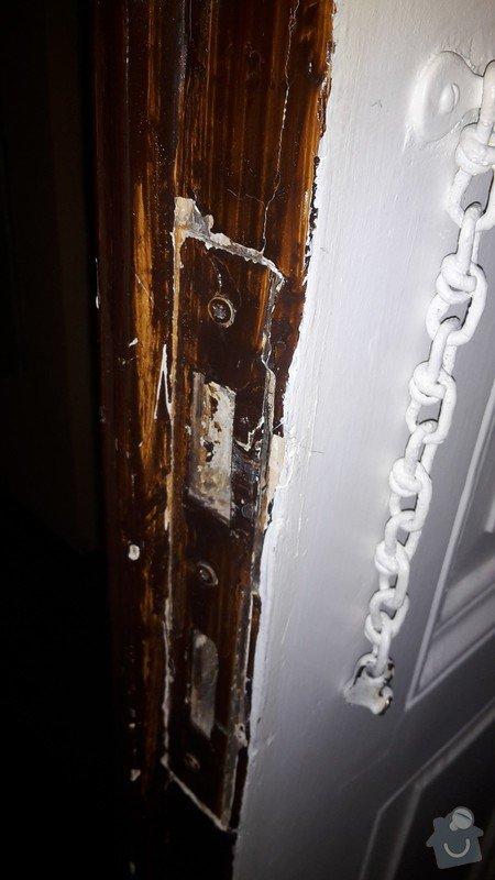 Problem se zaviranim dvere: brava