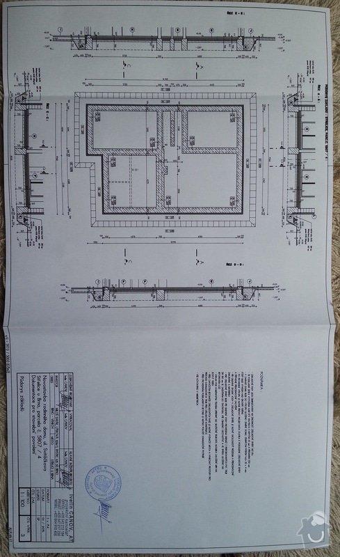 Základová deska: deska