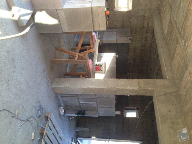 Broušení beton. sloupů a průvlaků: IMG_3612
