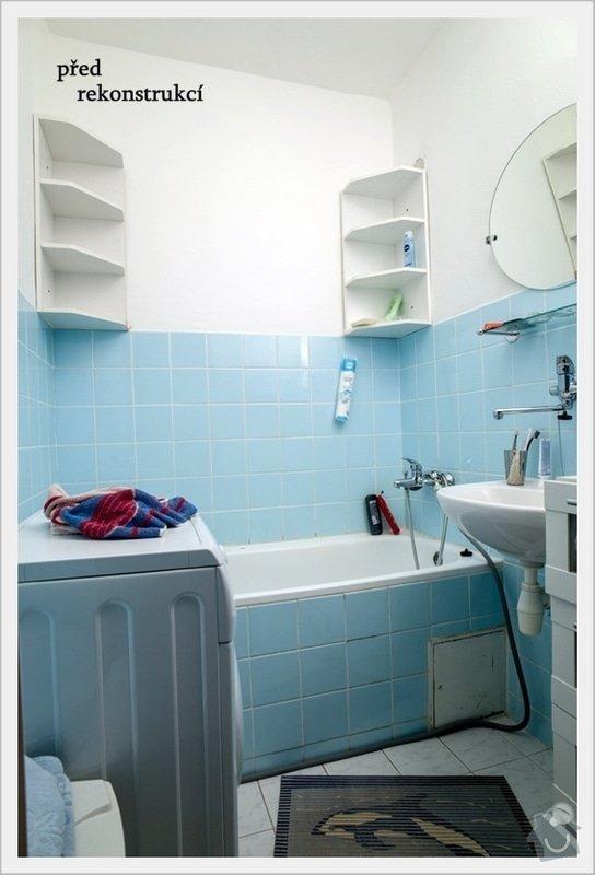 Rekonstrukce koupelny a WC: R0004983