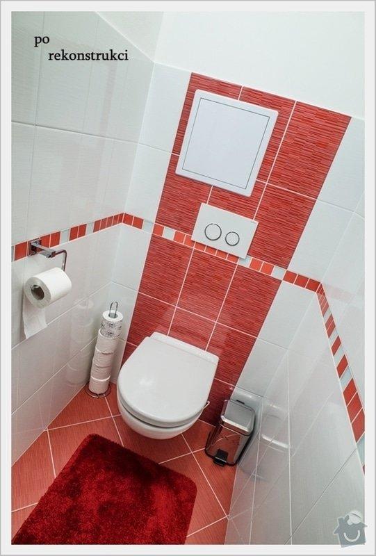 Rekonstrukce koupelny a WC: R0005214