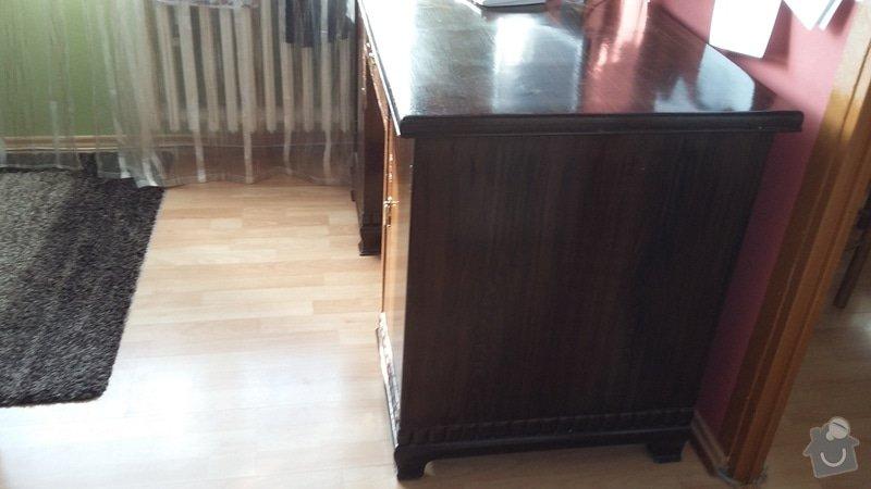 Renovace psacího stolu: 20150318_090940