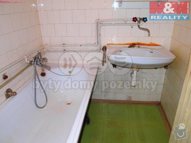 Rekonstrukce koupelny: nab_326772074