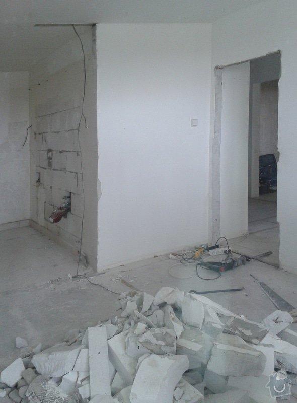 Rekonstrukce bytu: 21