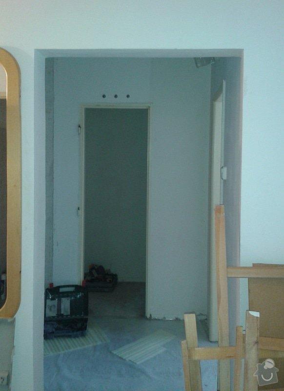Rekonstrukce bytu: 22