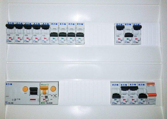 Elektroinstalace / Zapojení kuchyňských spotřebičů