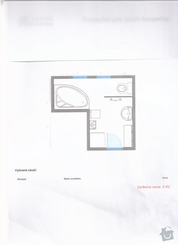 Cenová kalkulace na rekonstrukci koupelny: navrh_c.2_001