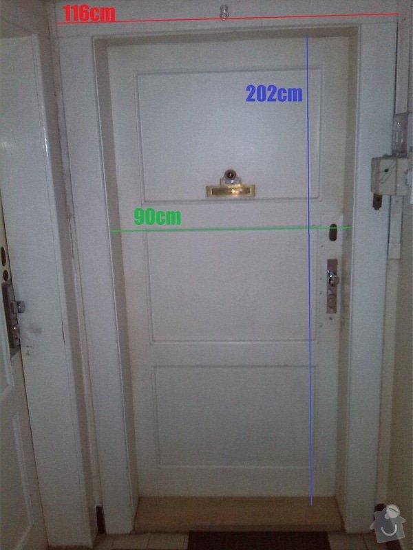 Nové bezpečnostní dveře do bytu: a