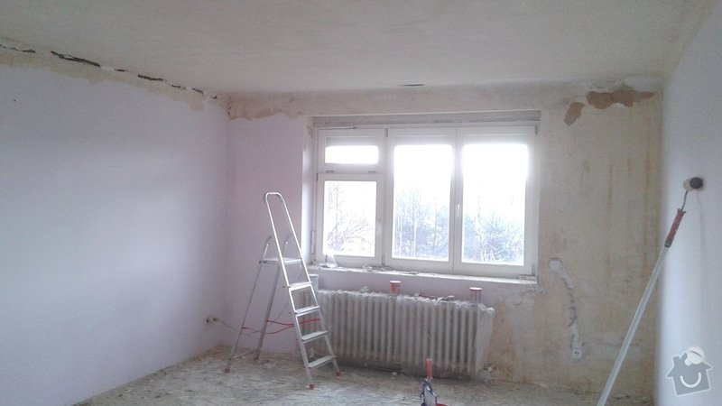 Malířská práce (1 pokoj): 20150225_120059