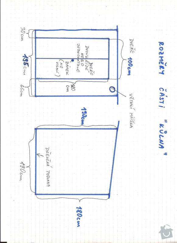 Stavba kůlny s dřevníkem - okres Kladno - prioritou rychlost zhotovení: 4_-_kulna_rozmery