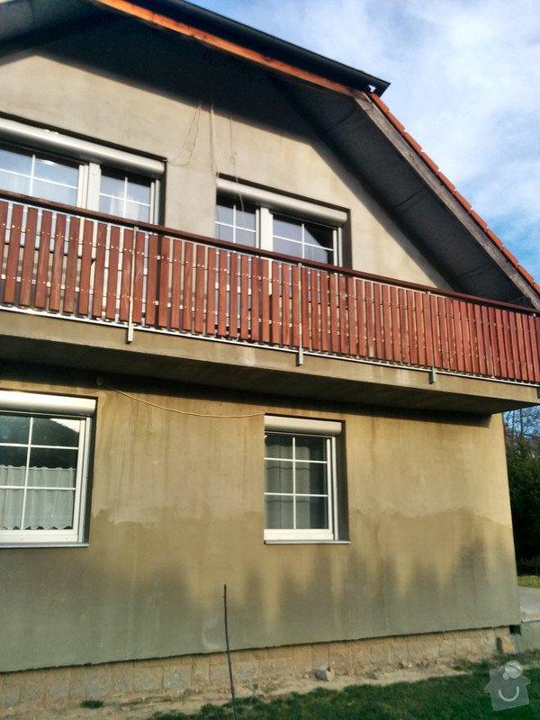 Fasada domu + Lesenie: C360_2015-03-17-16-48-36-413