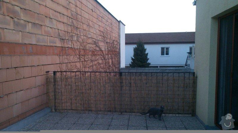 Poptávka - zabezpečení terasy pro kočku sítěmi: Foto_c.3