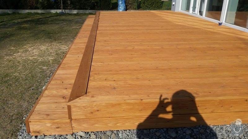 Dřevěná terasa : 11068818_10203584662970386_500077904_n