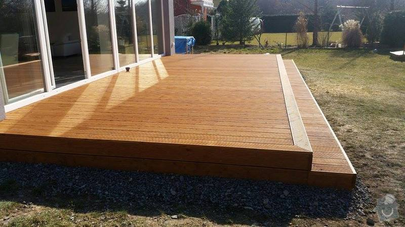 Dřevěná terasa : 11072121_10203584663610402_1138069105_n