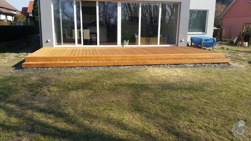 Dřevěná terasa : 10957794_10203584663450398_1336325155_n