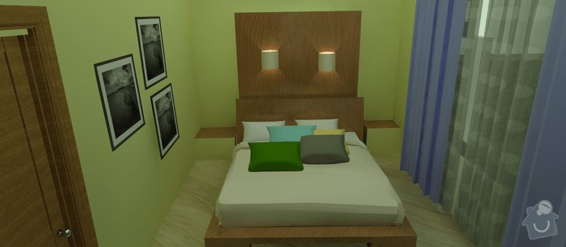 Rekonstrukce ložnice: Vizualizace_p._Mach_Nove_2015-02-23_15412700000