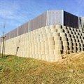 Operna zed hangfloor 100m2 hangflor