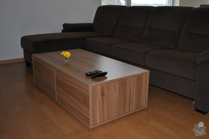 Televizní stěna + konferenční stolek: DSC_0101