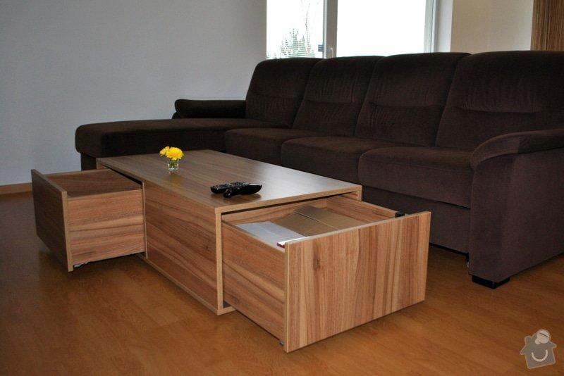 Televizní stěna + konferenční stolek: DSC_0102