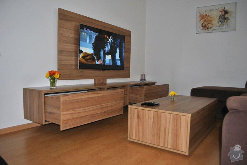 Televizní stěna + konferenční stolek: DSC_0103