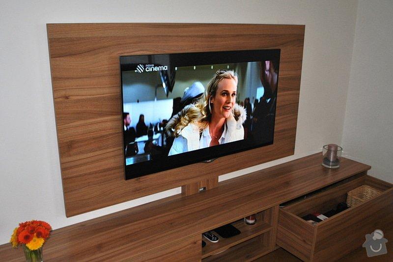 Televizní stěna + konferenční stolek: DSC_0104