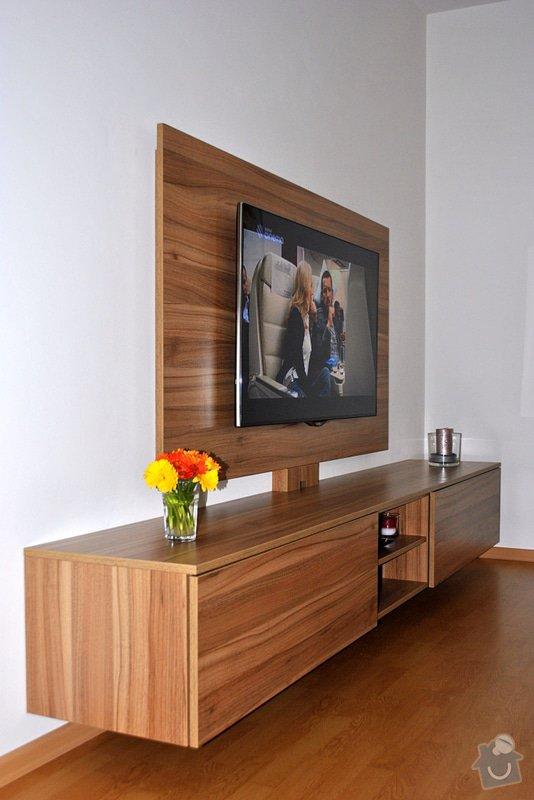 Televizní stěna + konferenční stolek: DSC_0106