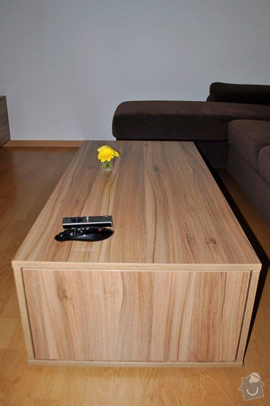 Televizní stěna + konferenční stolek: DSC_0109