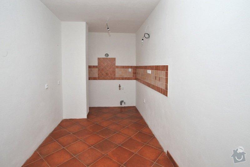 Rekonstruce bytu v panelovém domě: po_-_kuchyn_II
