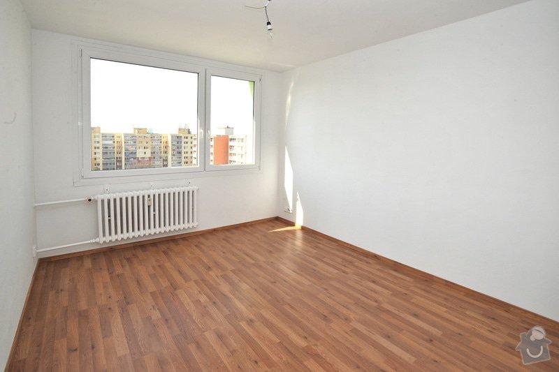 Rekonstruce bytu v panelovém domě: po_-_pokoj_II