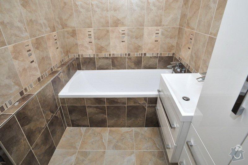 Rekonstruce bytu v panelovém domě: po_-_koupelna