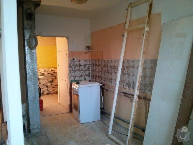 Rekonstruce bytu v panelovém domě: pres_-_kuchyn